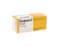 Анафранил таблетки п.о 25мг №30