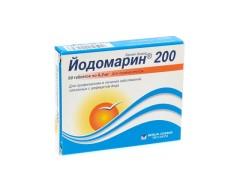 Йодомарин 200 таблетки №50