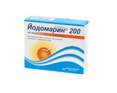 Йодомарин 200 таблетки №100