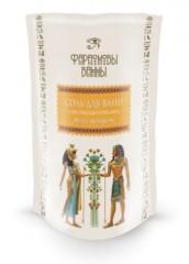 Фараоновы ванны соль для ванн мед/молоко 500г