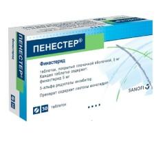 Пенестер таблетки п.о 5мг №30
