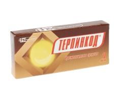ПКУ Терпинкод таблетки №10