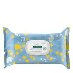 Клоран Бебе салфетки влажные очищающий календула №70
