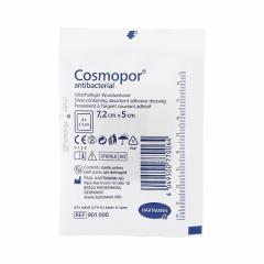 Хартманн Космопор А/бактер. повязка самокл. серебро 7,2х5см №5 (9010060)