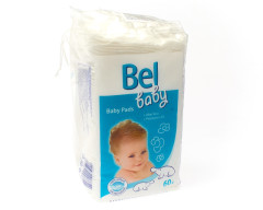 Хартманн Бел Бэби ватные подушечки №60 (918561)