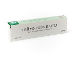 Теймурова паста 30г