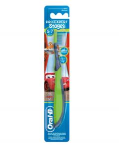 Орал Би зубная щетка Стейджс 3 для детей 5-7лет
