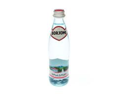 Вода минеральная Боржоми 0,33л стекло