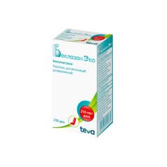 Беклазон Эко аэрозоль 250мкг/доза 200 доз