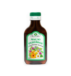 Репейное масло Целебные травы 100мл