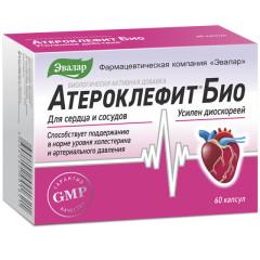 Атероклефит БИО Эвалар капсулы 250мг №30