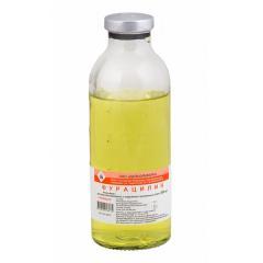 Фурацилин раствор местн. наружный 0,02% 200мл