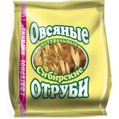 Отруби Сибирские овсяные натур. 200г