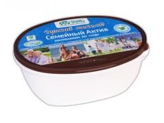Биомороженое Семейный актив Горький шоколад 7,5% 450г