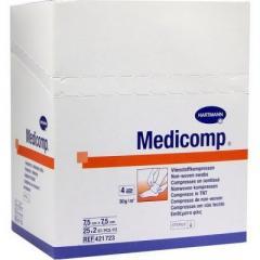 Хартманн Медикомп салф. стер. 7,5х7,5см №50 (421723)
