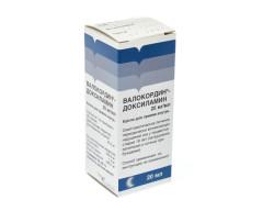 Валокордин Доксиламин капли 20мл