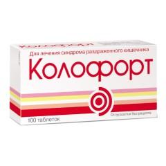 Колофорт таблетки для рассасывания №100