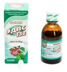 Эдас-132 Урситаб (простатит) капли 25мл