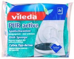 Виледа губка д/посуды Пур-Актив №2