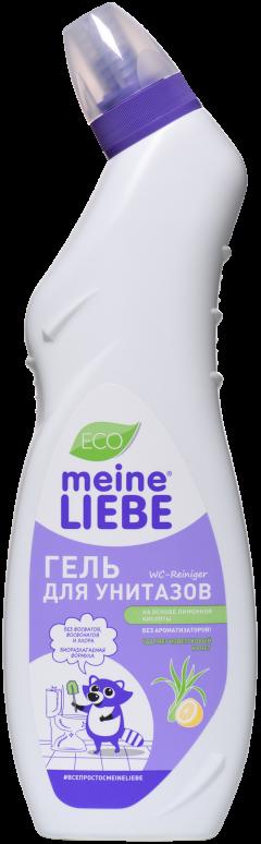 Майне Либе гель д/чистки унитазов лимон 750мл
