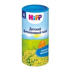 Хипп чай детский Фенхель с 4 мес. 200г