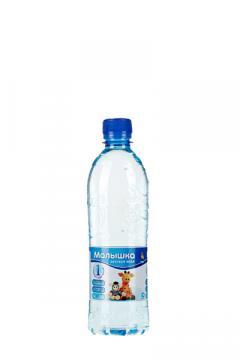 Вода минеральная Малышка 0,5л