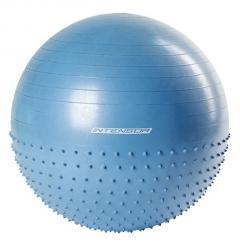 Интенсор мяч гимнаст. массажный 75см M101
