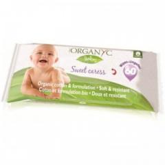 Органик салфетки влажные для детей №60