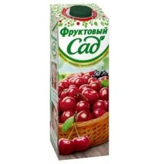 Фруктовый сад Вишня/яблоко 950мл