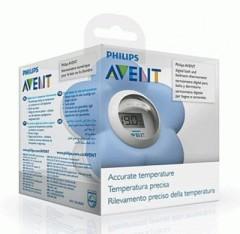 Авент термометр д/воды/воздуха цифр. 85070 SCH550/20