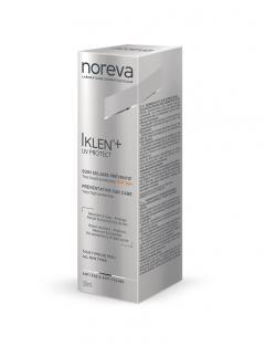 Норева Иклен крем солнцезащитный против пигментн.пятен SPF50+ 30мл