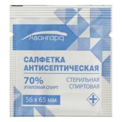 Салфетка спиртовая для инъекций №400