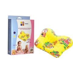 Подушка ортопедическая под голову для детей до года (ТОП-110)
