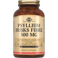 Солгар Псиллиум клетчатка кожицы листа капсулы №200