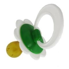 Соска-пустышка Ромашка с кольцом