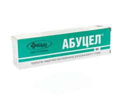 Абуцел паста д/стомы 45г