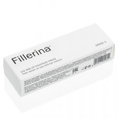 Филлерина крем д/губ/контура глаз ур.3 15мл