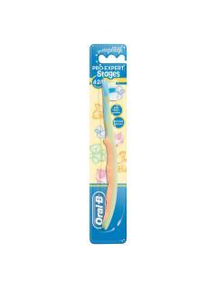 Орал Би зубная щетка Стейджс 2 для детей 2-4года