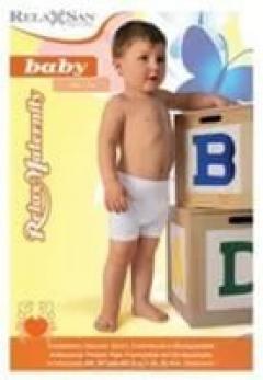 Релаксан эласт. шортики Baby Milk хлопок/вискоза/молоч. нить 6-36мес. (5911)