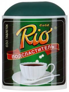 Рио Голд подсластитель таблетки №650