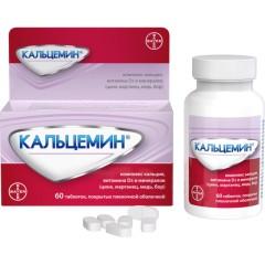 Кальцемин таблетки п.о №60