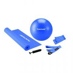 Тунтури набор д/дом. тренировок Pilates fitnessset mat 11TUSPI002