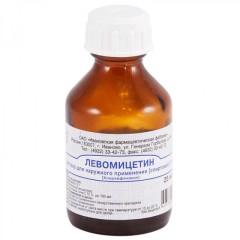 Левомицетин раствор 3% 25мл