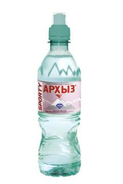 Вода минеральная Архыз Вита 0,5л (б/газ)