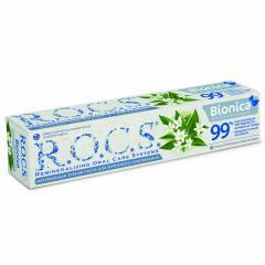 Рокс зубная паста Бионика отбелив. 74г