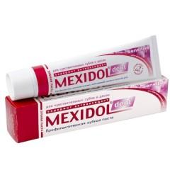 Мексидол Дент зубная паста Сенситив 65г