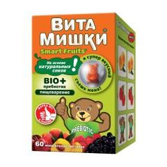 ВитаМишки БИО+ жевательные паст №60