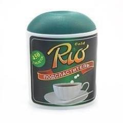 Рио Голд подсластитель таблетки №450