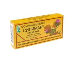 Силимар таблетки 100мг №30