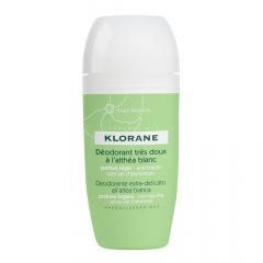 Клоран дезодорант-ролик бел.алтей 40мл